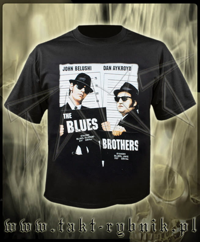 de3a42e78 Koszulka THE BLUES BROTHERS imp. Koszulki INNE TAKT Rybnik - Glany ...